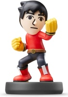 Фигурка Amiibo - Mii Brawler (Super Smash Bros. коллекция)