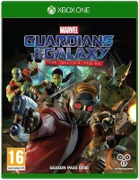 Marvel's Guardians of the Galaxy Telltale's Games (Стражи галактики) [Xbox One]