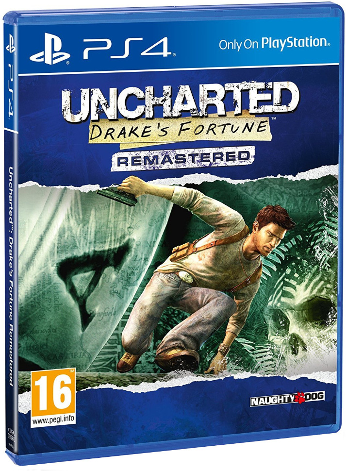 Sony Interactive Entertainment Uncharted: Drakes Fortune - Remastered [РS4]