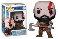 Фигурка Funko POP! Vinyl: Games: God of War: Kratos 27031