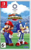 Mario and Sonic at the Olympic Games Tokyo 2020 [Switch]