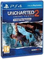 Uncharted 2: Among Thieves - Remastered [РS4]