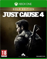 Just Cause 4 (Золотое издание) [Xbox One]