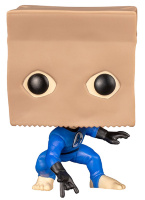 Фигурка Funko POP! Bobble: Marvel: Spider-Man Bag-Man (Exc) 42976