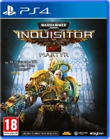 Warhammer 40,000: Inquisitor - Martyr [PS4]