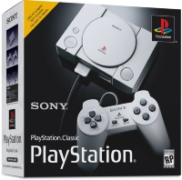 Sony PlayStation Classic (SCPH-1000RE)