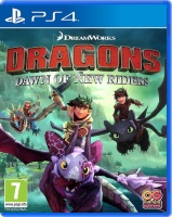 Dragons Dawn of New Riders [PS4]