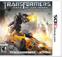 Transformers: Dark of the Moon (Stealth Force Edition) [3DS]
