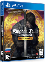 Kingdom Come Deliverance (Royal Edition) [PS4]