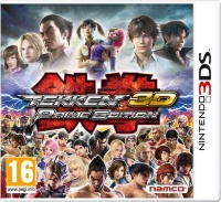 Tekken 3D (Prime Edition) [3DS]