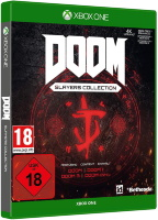 DOOM Slayers Collection (Doom + Doom 2 + Doom 3 + Doom 2016) [Xbox One]