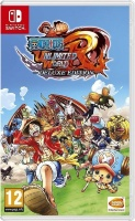 One Piece Unlimited World Red (Deluxe Edition) [Switch]