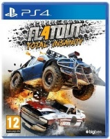 FlatOut 4: Total Insanity [РS4]