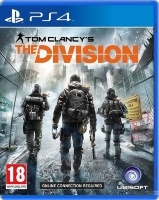 Tom Clancy's The Division [PS4] Б/У