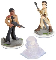 "Disney Infinity 3.0 Набор ""2+1"". ""Star Wars: The Force Awakens"""