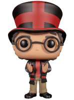 Фигурка Funko POP! Vinyl: SDCC: Harry Potter: Harry at World Cup (Exc) 48563