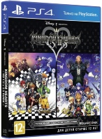 Kingdom Hearts HD 1.5 + 2.5 ReMIX [PS4]
