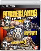 Borderlands Triple Pack (1, 2, The Pre Sequel) [РS3]