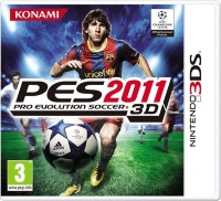 Pro Evolution Soccer 2011 [3DS]
