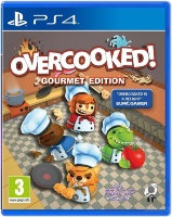 Overcooked: Gourment Edition (Адская кухня) [PS4]