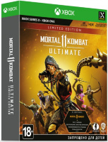 Mortal Kombat 11 Ultimate. Limited Edition [Xbox One\Series X]