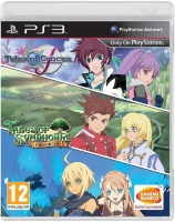 Tales of Graces F + Tales of Symphonia Chronicles [PS3]