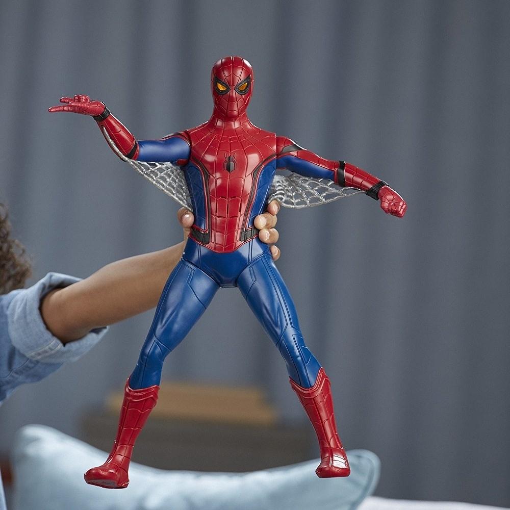Картинки и игрушки с человеком пауком