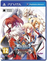 BlazBlue: Chrono Phantasma EXTEND [PS Vita]