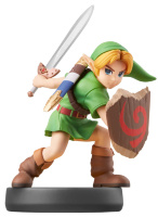 Фигурка Amiibo - Young Link (Super Smash Bros. коллекция)