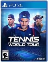 Tennis World Tour [PS4]