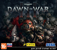 Warhammer 40,000: Dawn of War III [PC]