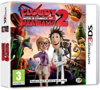Cloudy with a Chance of Meatballs [3DS]